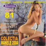 CD Colectia Manele 2004 Volumul 81, original