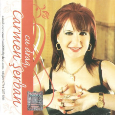 CD Carmen Șerban – Viața Este Ca Un Joc, original