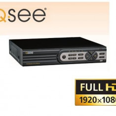 Videorecorder Dvr Standalone Full HD 16 Video 1 Audio HD-TVI Real Time Q-See