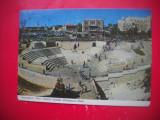HOPCT 66943 NEW PLAZA -IERUSALIM   -ISRAEL -STAMPILOGRAFIE-CIRCULATA