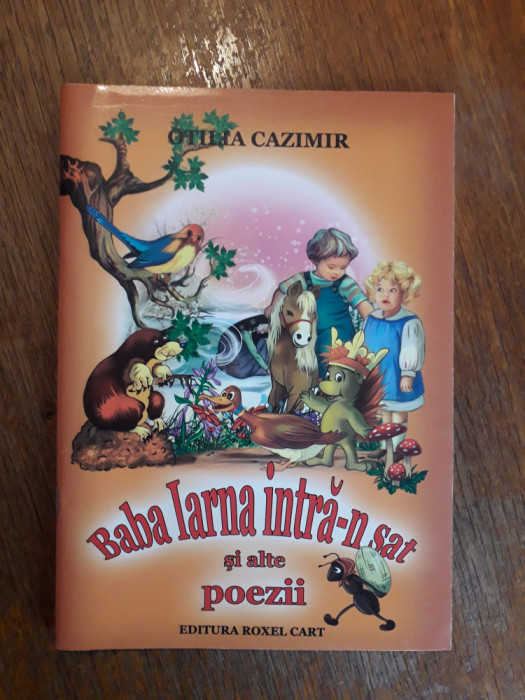 Baba Iarna intra-n sat - Otilia Cazimir / R8P5F