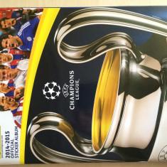 Panini Champions League 2014-15 Album gol