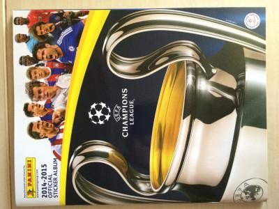 Panini Champions League 2014-15 Album gol foto
