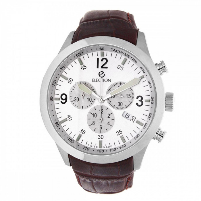 CEAS ELECTION SPORT MASTER , WHITE BROWN LEATHER