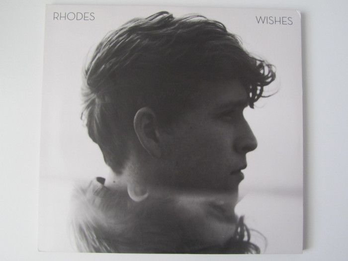 Rhodes-Wishes Set (3-LP + CD) Disc Vinyl-Vinil Indie-Pop NOU