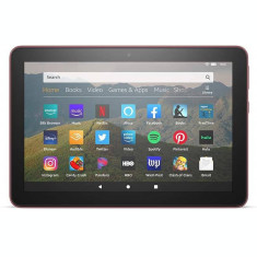 Tableta Amazon Fire HD 8 inch Quad Core 32GB 2GB RAM Android 9.0 Pie Plum