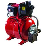 Hidrofor cu rezervor Raider RDP-WP800S, 800 W, 3180 l/h, 3 bar, adancime 8 m, inaltime 40 m