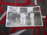 Legionar fascism 12 buc an 1939 buzau dim 13x 8cm c postale