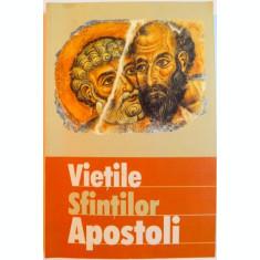 VIETILE SFINTILOR APOSTOLI DE 2002