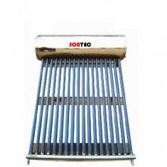 Kit Panou Solar Presurizat Apa Calda din Inox 240 litri SONTEC