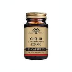 Coenzyme Q10 120mg Solgar 30cps Cod: 26591