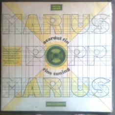 Vinil (vinyl) - Marius Popp - Acordul Fin / Fine Tuning (Electrecord)