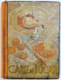 CARTE DE BUCATE , ED. a VII a , PREFATA DE AL. O. TEODOREANU de SANDA MARIN , 1941