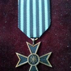 decoratie  Crucea comemorativa a celui de al II lea razboi mondial