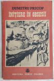 DUMITRU PRICOP - INITIERE IN OBSESII (VERSURI, 1990) [desen coperta FLORIN PUCA]