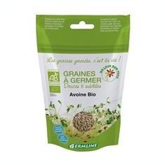 Boabe de Ovaz pentru Germinat Bio Germline 200gr Cod: 3465511145157