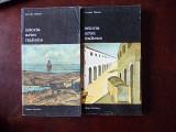 ISTORIA ARTEI ITALIENE- CORRADO MALTESE, doua volume, r4e