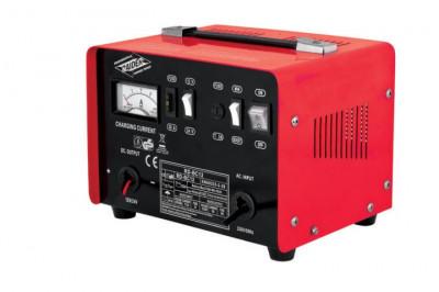Redresor auto 14 Amp pentru baterii de 12 V si 24 V Raider Power Tools foto