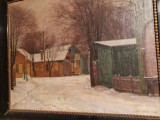Tablou German, Natura, Ulei, Altul