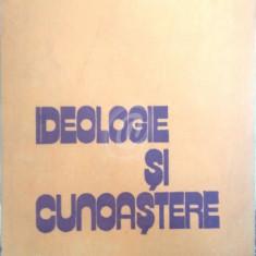 Ideologie si cunoastere