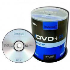 Mediu optic Intenso DVD-R 4.7GB 16x 100 bucati
