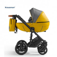 Krausman - Carucior 3 in 1 Nexxo Yellow