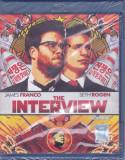 Film Blu Ray: Interviul ( James Franco, Seth Rogen, SIGILAT , sub.lb. romana )