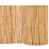 Gard din bambus, 500 x 30 cm
