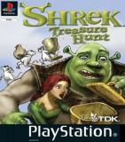 Joc PS1 Shrek Treasure Hunt