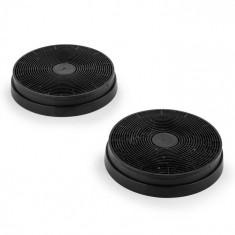 Klarstein filtru cu cărbune activ pentru hote, 2 piese, Filtru Ø 17,5 cm