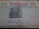 Timpul 15 08 1941 Foto Ion Antonescu impreuna cu comandantii armatelor pe front