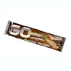 Baton cu Ciocolata si Martipan Go Protein Bar 40gr Bio Tech USA Cod: BTNGPB4C