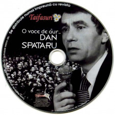 CD Dan Spătaru – O Voce De Aur..., original