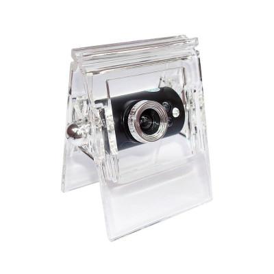 Camera web c18 1.3m cu microfon omega foto