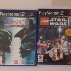 Joc PS2 x 2 - Lot 025