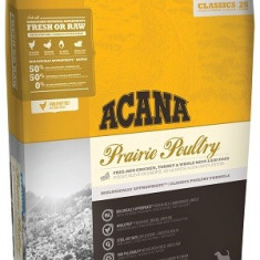 Cumpara ieftin Acana Clasic Prairie Poultry 17 kg + recompense Tail Swingers 100 g