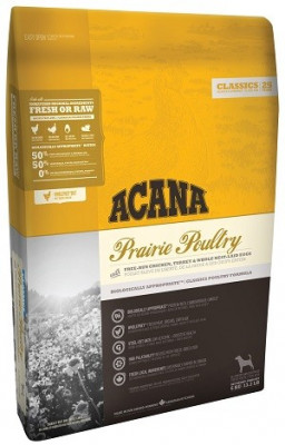 Acana Clasic Prairie Poultry 17 kg + recompense Tail Swingers 100 g foto