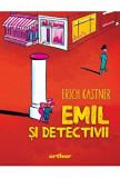 Emil si detectivii/Erich Kastner
