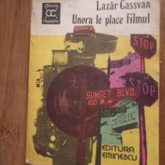Unora Le Place Filmul - Lazar Cassvan ,298020