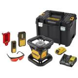 Nivela laser rotativa DeWalt - DCE079D1R