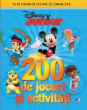 200 de jocuri și activități, Disney