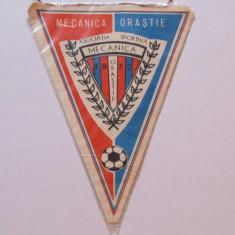 Fanion fotbal - AS MECANICA ORASTIE