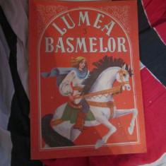 lumea basmelor an 1987 carte de colorat h14