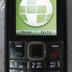 Nokia 1616-2 (cu baterie, fara incarcator), Negru, Orange, NU