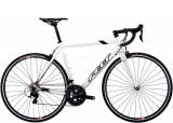 Bicicleta cursiera Felt F75, Alb, 56 cm, 2016