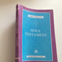 BIBLIA COMENTATA- NOUL TESTAMENT VERSIUNEA BARTOLOMEU VALERIU ANANIA 1993
