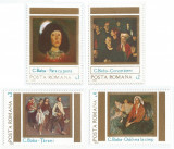 România, LP 1085/1983, Reproduceri de artă - Corneliu Baba, MNH, Nestampilat