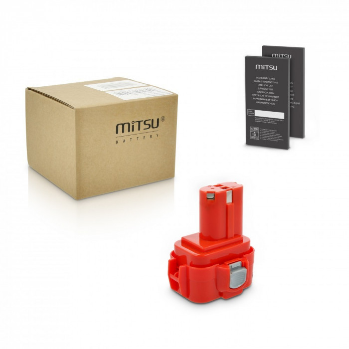 Acumulator compatibil Makita 6000, DA392