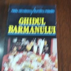 GHIDUL BARMANULUI-RADU NICOLESCU- DUMITRU MLADIN-TD