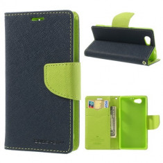 Husa My-Fancy Sony Xperia Z5 Compact - navy-lime